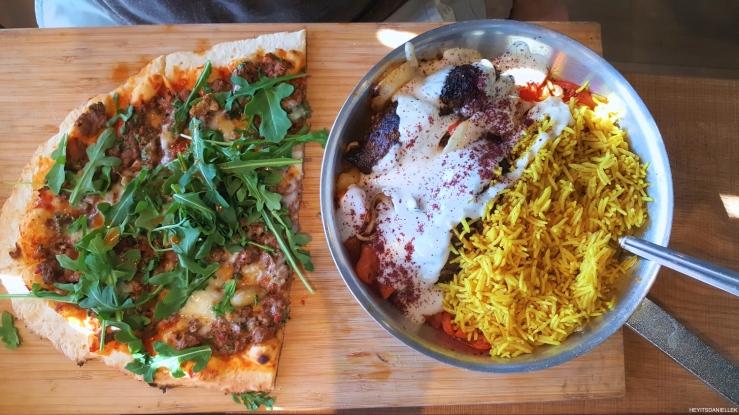 Kafta and Rice